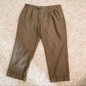 Men's Nautica Wool Dress Pants 40x30